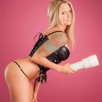 - Fleshlight Teagan Presley Bulletproof