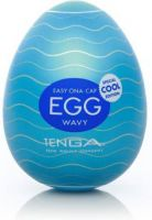 - Tenga Egg Cool Edition(1 Stuk )