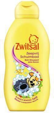 Zwitsal Schuimbad Woezel&amp, Pip 200 ml online kopen