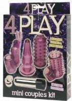 - 4 Play Mini Couples Kit