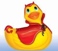- I Rub my Duckie badeend vibrator - duiveltjes