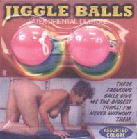 - Latex Jiggle ballen