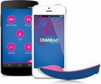 - OhMiBod blueMotion NEXI1 wifi massager/vibrator