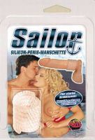 - Sailor Silicone Cockring Tranparant