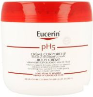 - Eucerin pH5 Bodycrème