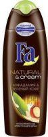 - Fa Natural & Cream Shower Gel 250 ml