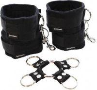 - Sportsheets - Hog Tie and Cuff Set